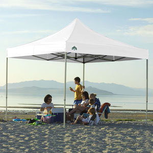 DisplayShade� Commercial Canopy 10x10 - White