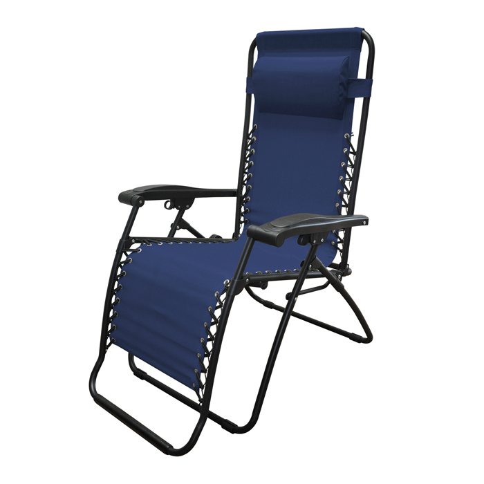 Infinity Zero Gravity Chair Blue