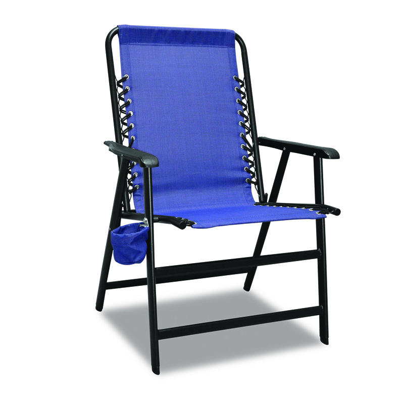 XL Suspension Chair Blue