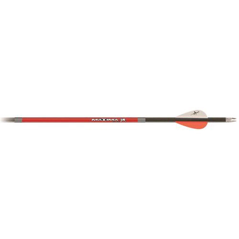 Carbon Express Maxima Jr Fletched Arrow - Youth Archers 3Pk