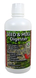 Seed & Hull Digester 33.9 oz Refill
