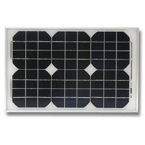 SOLAR KIT 10 WATT - NO REGULATOR REQUIRED