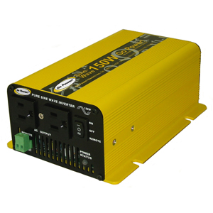 INVERTER 150 WATT PURE SINE WAVE 12V