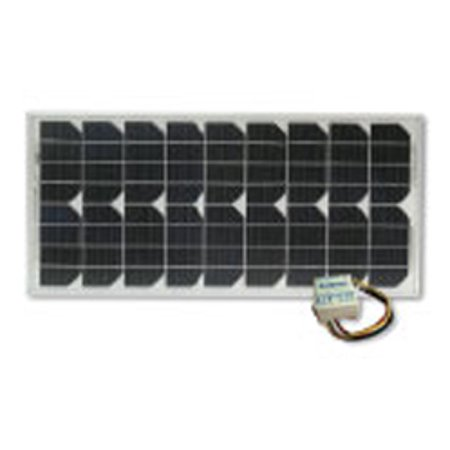 SOLAR KIT 20 WATT WITH 4.5 AMP REGULATOR