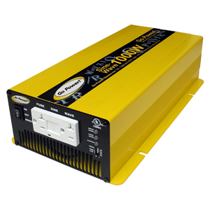 INVERTER 1000 WATT PURE SINE WAVE 12V