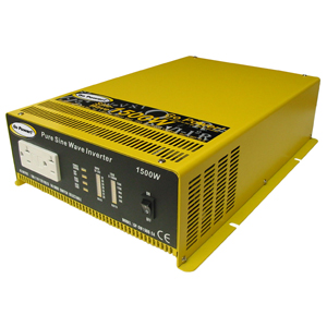 INVERTER 1500 WATT PURE SINE WAVE 24V