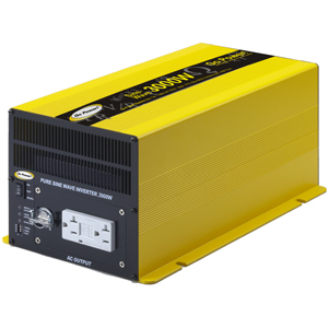 INVERTER 3000 WATT PURE SINE WAVE 12V