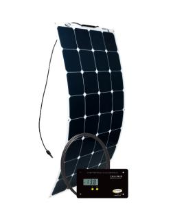 100 Watt/5.62 Amp Solar Kit With Gp-Pwm-30 Digital Controller