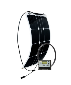 30 Watt Solar Kit With 10 Amp Digital Controller