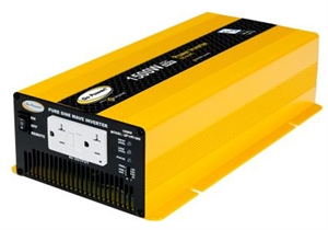 1500 WATT PURE SINE WAVE INVERTER 12V-HIGH SURGE