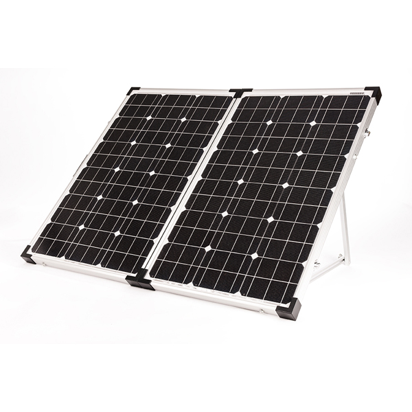 Portable Folding Solar Kit 120 Watt