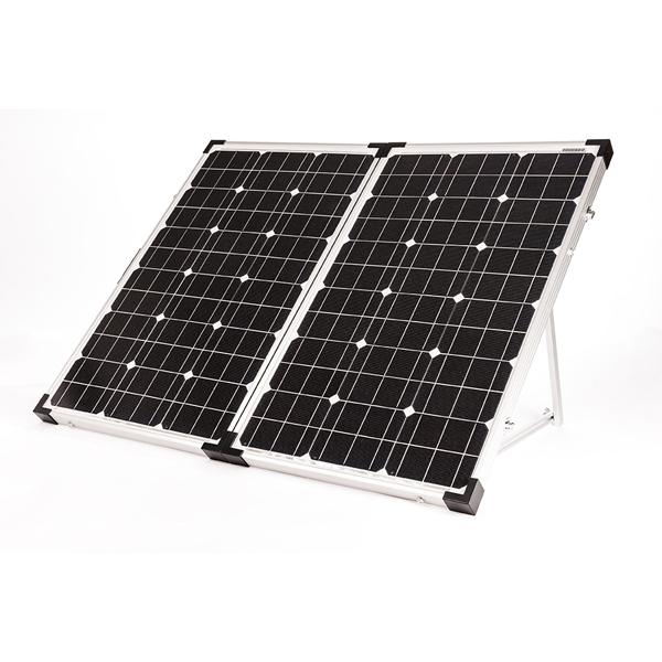 Portable Folding Solar Kit 120 Watt