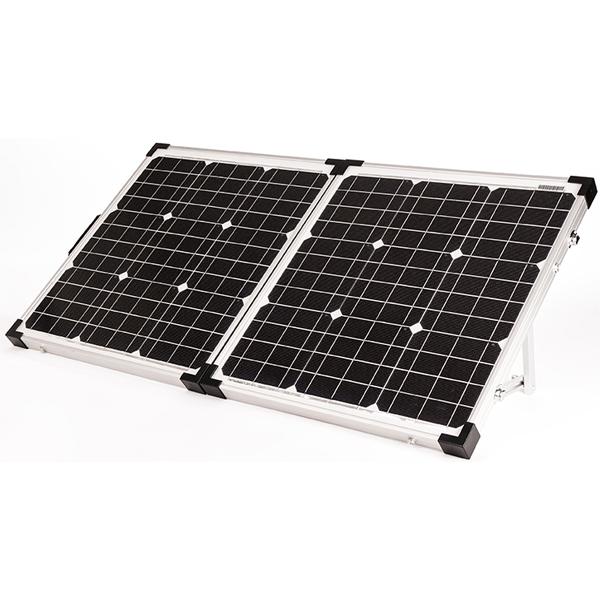 Portable Folding Solar Kit 80 Watt
