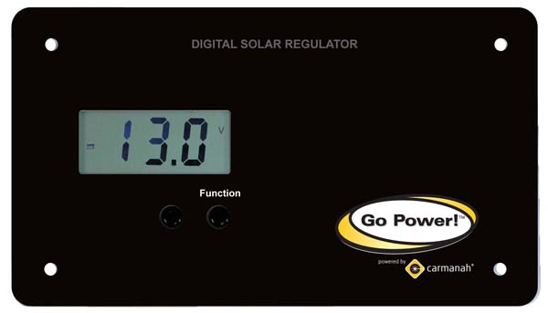 30 AMP SOLAR REGULATOR