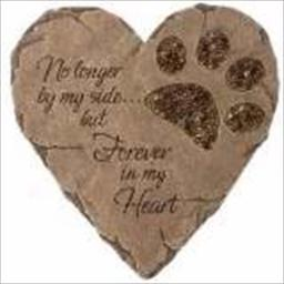 Beadworks Garden Stone Pet Bereavement