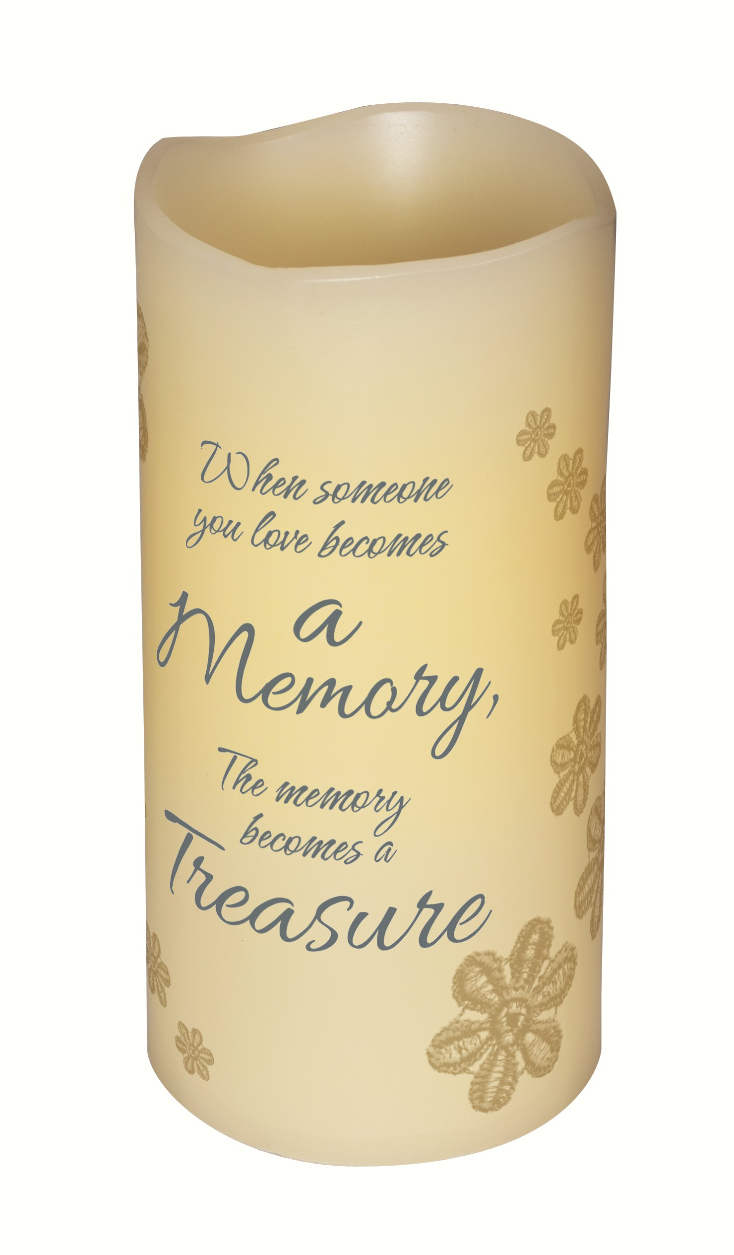 Memory Scented Flameless Candle