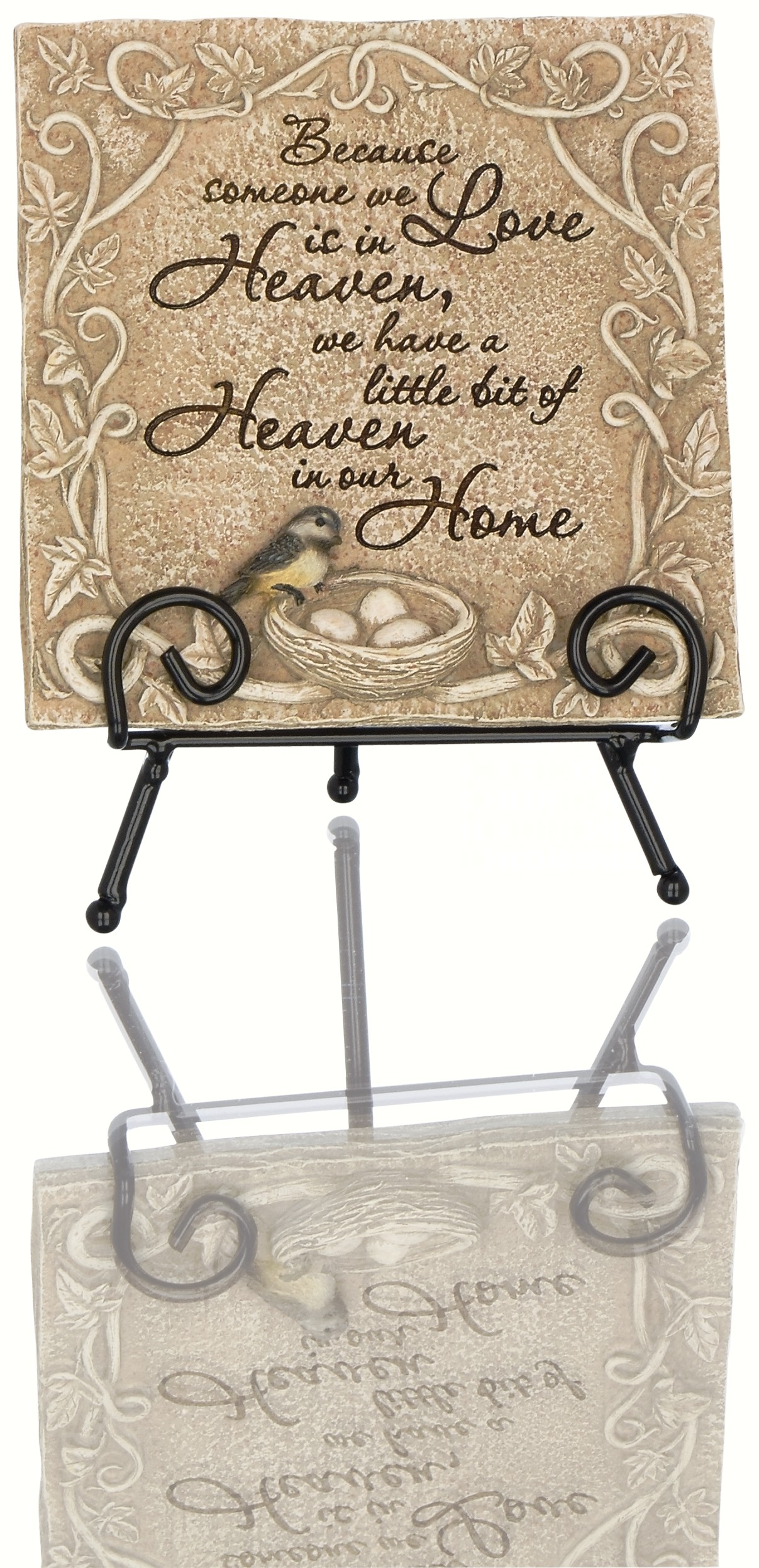 Heaven In Our Home Comfort Plaque
