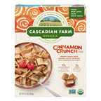 Organic Cereal - Cinnamon Crunch ( 10 - 9.2 OZ )
