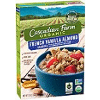 Organic Granola - French Vanilla Almond ( 6 - 13 OZ )
