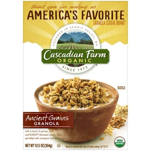Organic Granola - Ancient Grains ( 6 - 12.5 OZ )