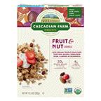 Organic Granola - Fruit And Nut ( 6 - 13.5 OZ )