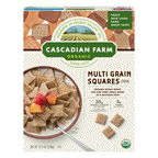 Cereal - Organic - Multi-Grain Squares ( 10 - 12.3 OZ )