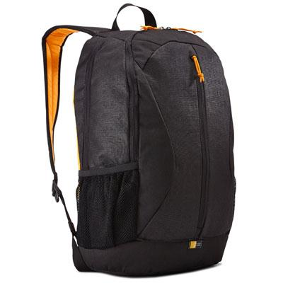 "15.6"" Laptop Backpack Black"