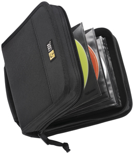 CD Wallet 32 Disc Capacity