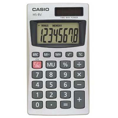 HS8VA Handheld Calculator
