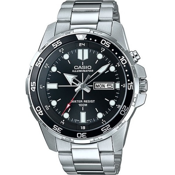 Mens 3 Hand SI Analog Watch