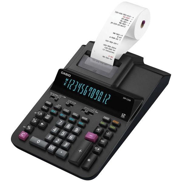 120R 12 Digit Print Calculator
