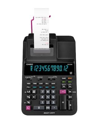 270R 12 Digit Print Calculator