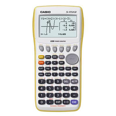 Graphing Calculator Yellow Bus