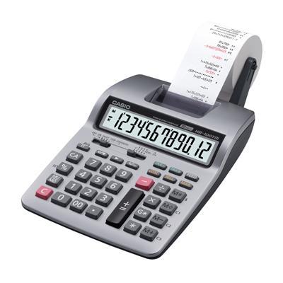 12 Digit Printing Desktop Calculator