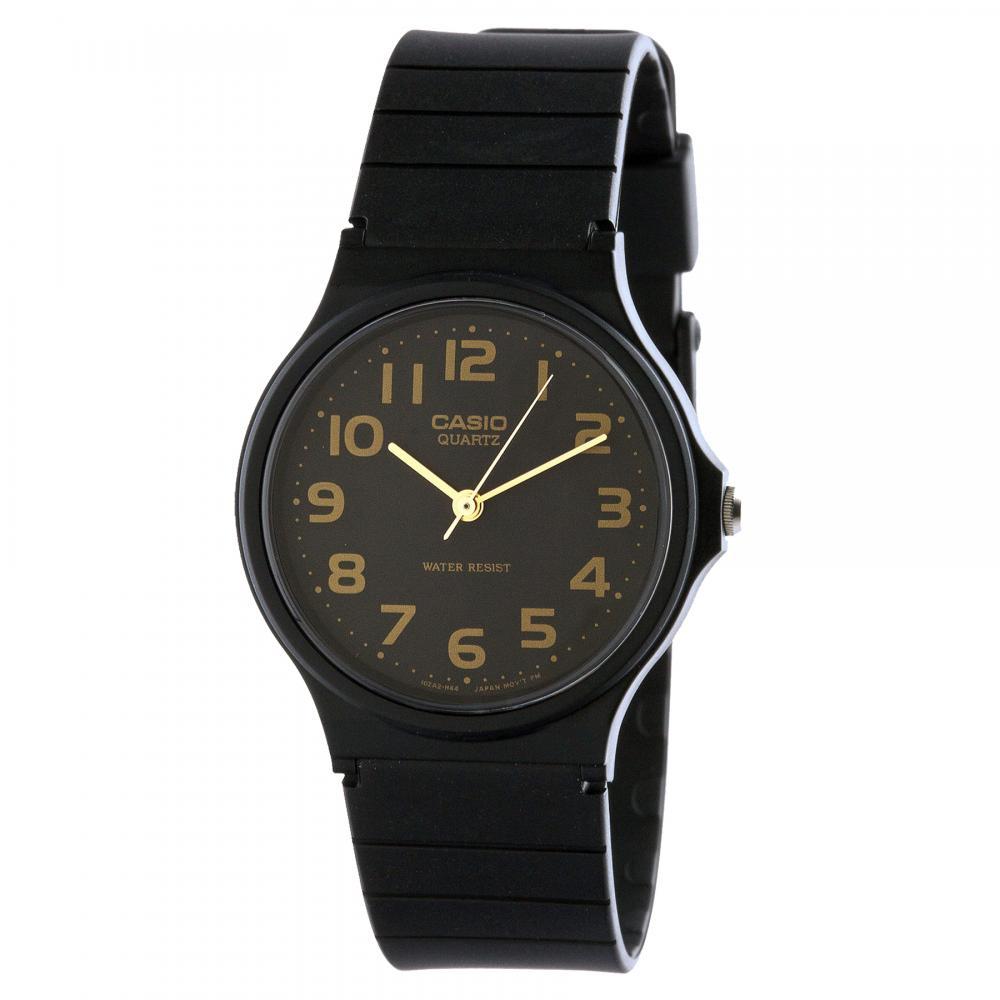 Casio MQ24-1B2 3-Hand Analog Water Resistant Watch