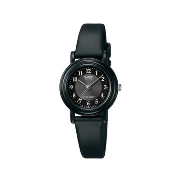 Casio LQ139A-1B3 3-Hand Analog Classic Ladies Watch