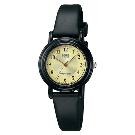 Casio LQ139A-9B3 3-Hand Analog Classic Ladies Watch