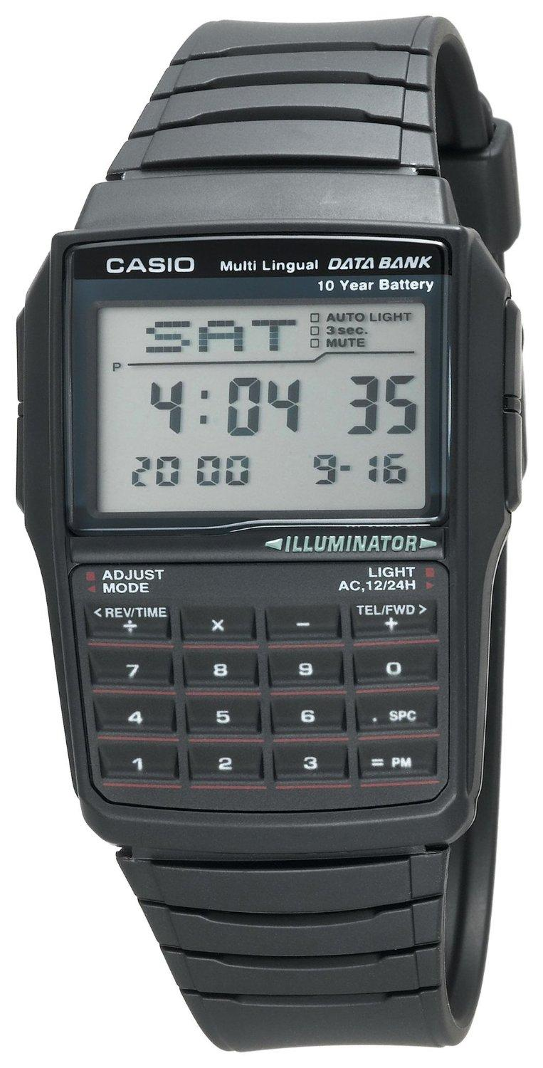Casio DBC32 25-Pages Databank 8-Digit Calculator
