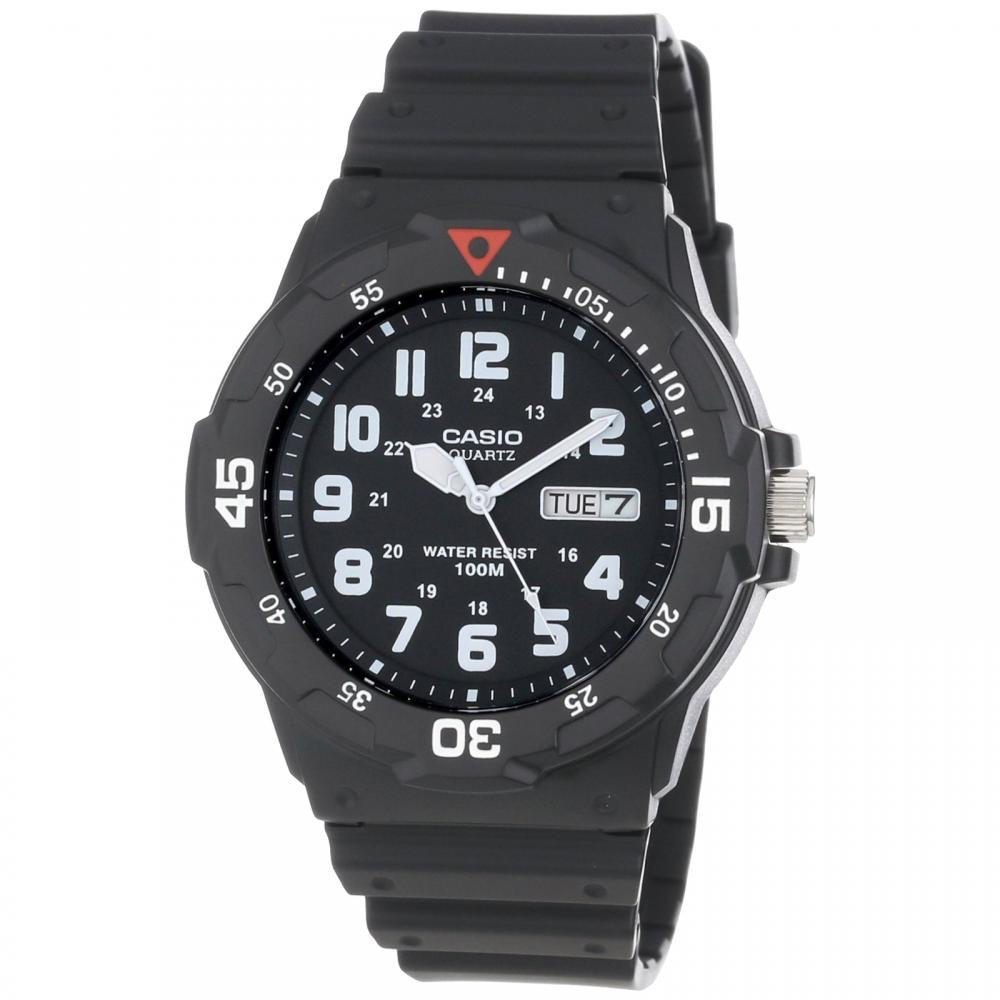 Casio Classic 100-Meter Water Resistant Diver-look Watch