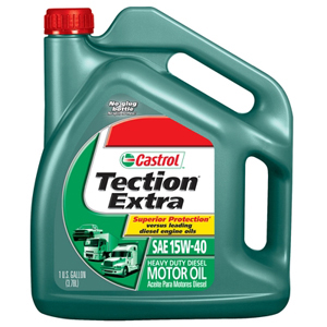 TECTION EXTRA MOTOR OIL 15W40, 3-PACK