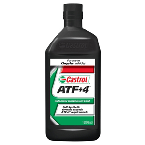ATF+4  AUTOMATIC TRANSMISSION FLUID, 6-PACK