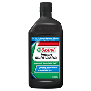 IMPORT MULTI-VEHICLE AUTOMATIC TRANSMISSION FLUID, 6-PACK