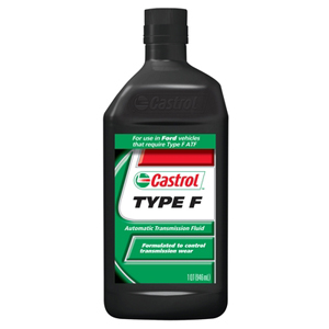 TYPE F AUTOMATIC TRANSMISSION FLUID, 6-PACK