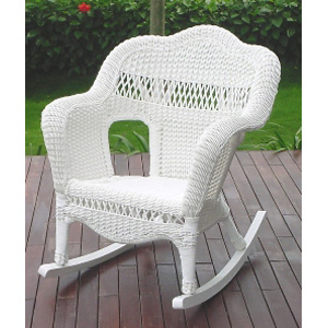 Sahara Rocker - White