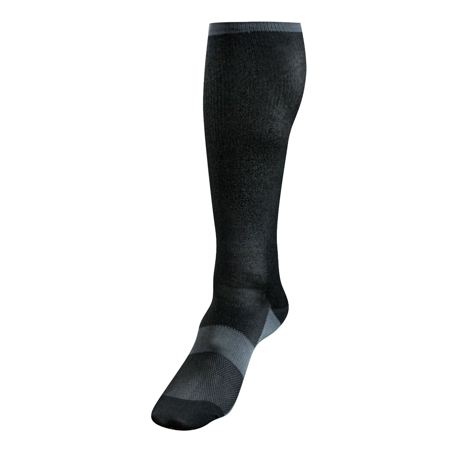 Champro Skate Baselayer Hockey Sock Black Small