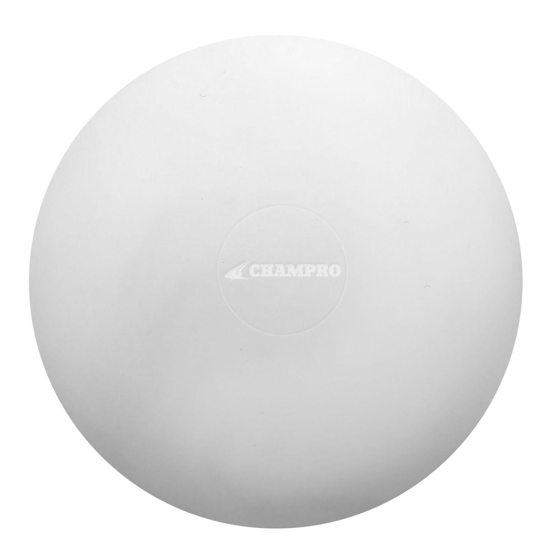 Champro 3 Pack NOCSAE Lacrosse Balls White