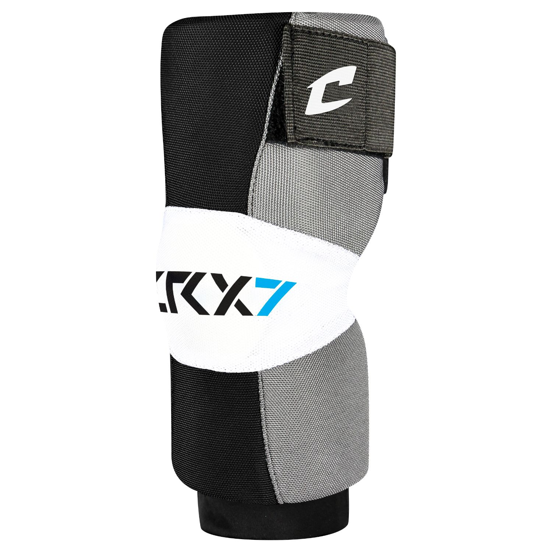 Champro LRX7 Lacrosse Arm Pad Grey Medium