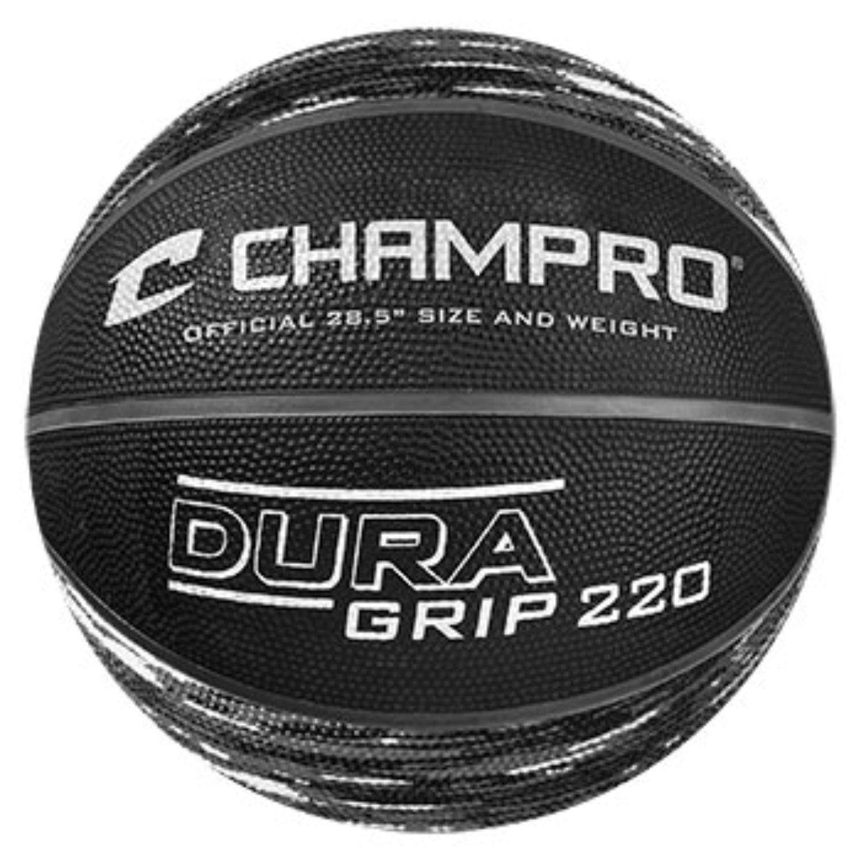 Champro Dura Grip 220 Intermediate Basketball Camo Charcoal