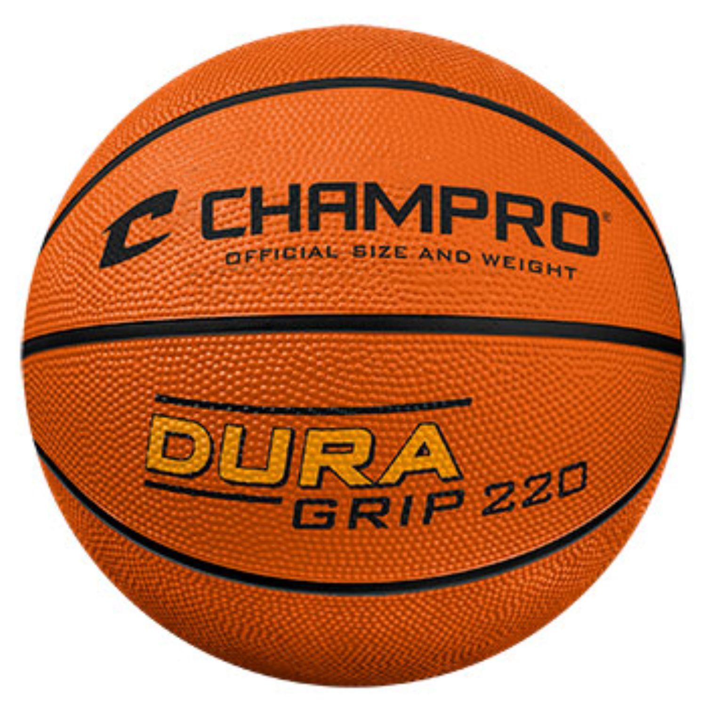 Champro Dura Grip 220 Official Size Basketball Orange