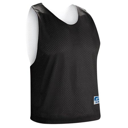 Champro Adult STICK Lacrosse Jersey Black White 3XL
